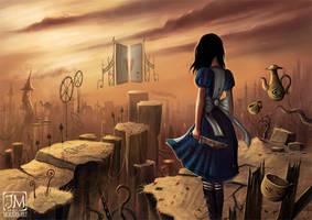 Alice by MorJer
