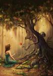 Never Trust a Talking Tree
