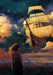 The Sails in the Wind