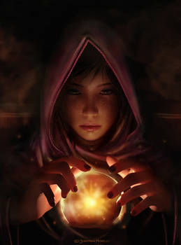 The Young Fortune Teller