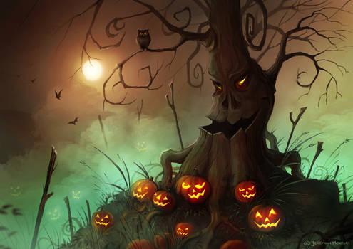 Halloween Hill