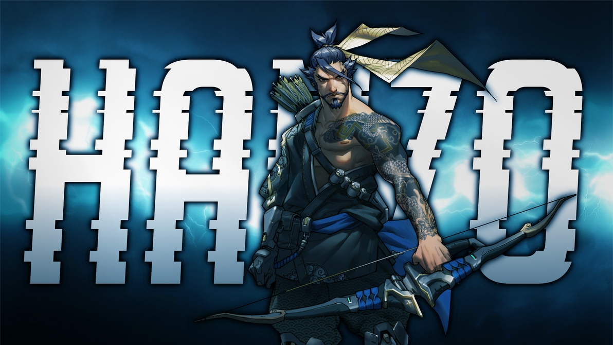 hanzo wallpapertm1nus on deviantart