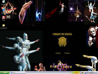 Cirque Du Soleil Desktop