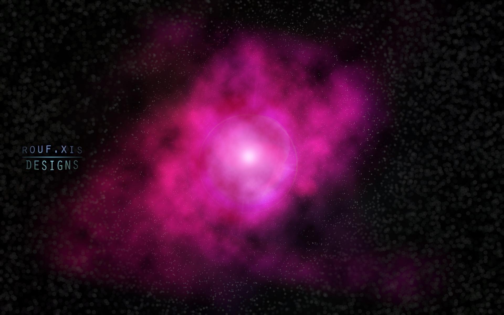 pink nebula hq - photo #13