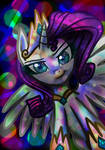 Princess Rarity Disco versio