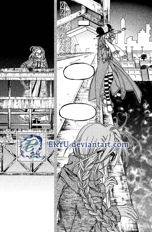 -comics work: teaser page 13- by ekyu