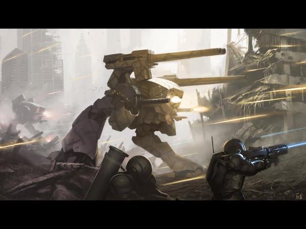 Urban Warfare by mozy-ryzel