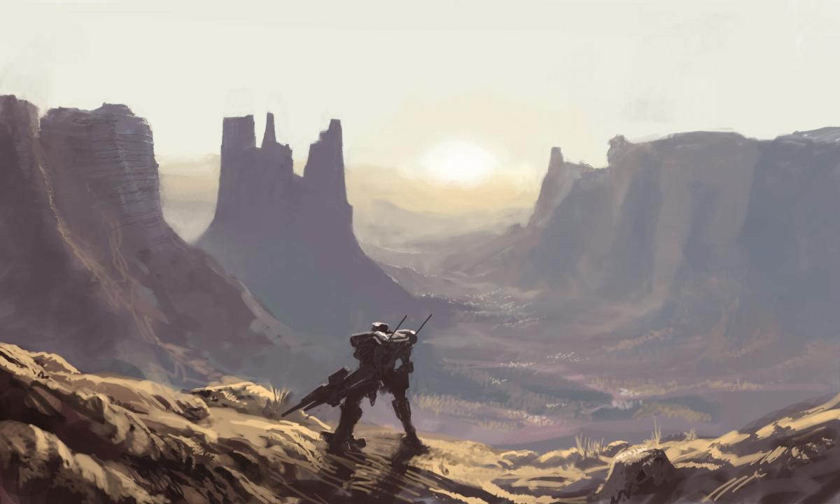 wilderness by mozy-ryzel