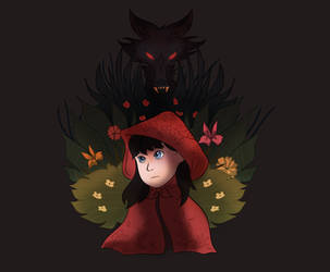 Little Red Riding Hood by HangedFlag