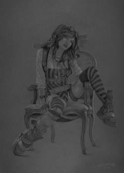 Steampunk Rin