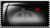 STAMP: dA Love by pinoleny