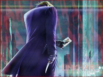 The Dark Knight - The Joker by Linkhare