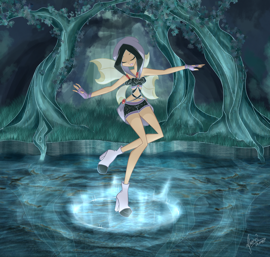 Moondance by fiorei