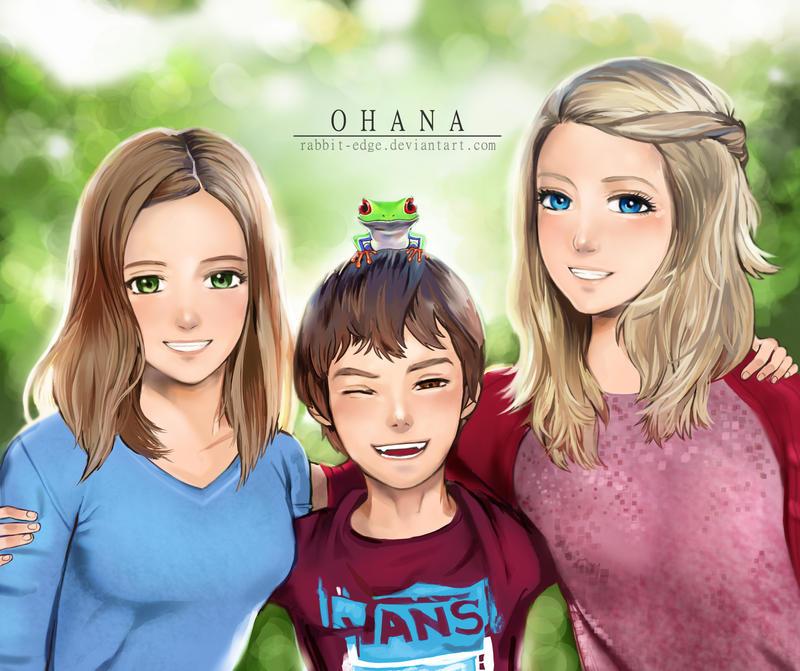 OHANA by Rabbit-Edge