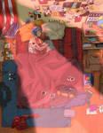 Chloe Price's room