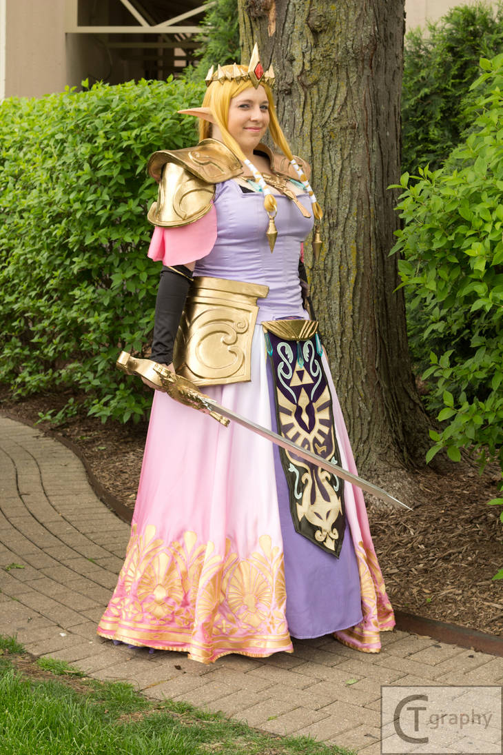 Princess Zelda Hyrule Warriors By Strawberry Usagi101 On