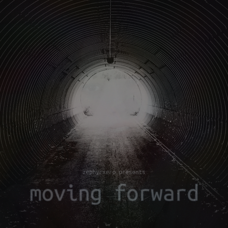 Moving Forward (cover art) by zephyrxero