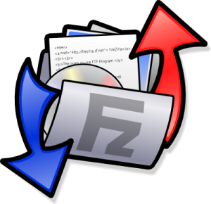 FileZilla3 Icon by zephyrxero
