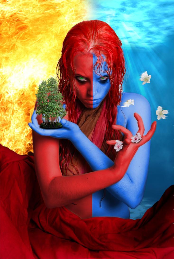 4 Elements Of Art : Four elements by i workx on deviantart