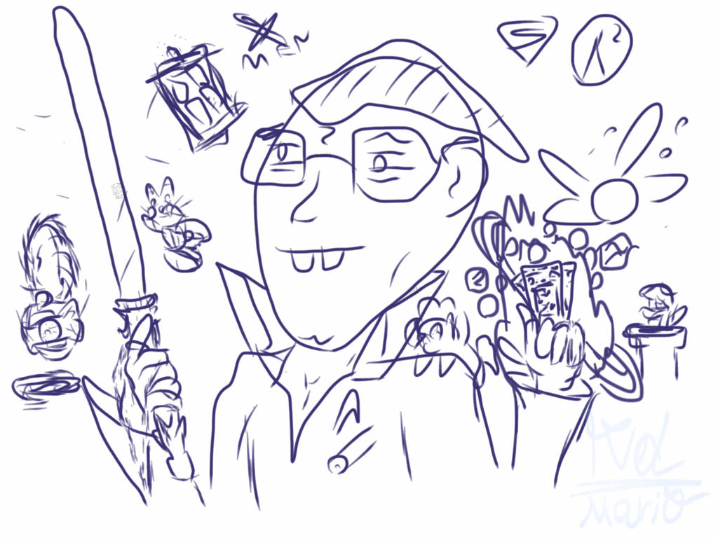 Supreme Geek Nerd Dork! by ndogmario