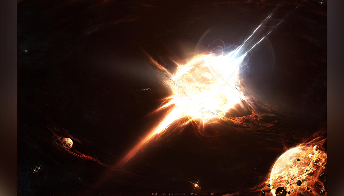 Creation Destruction 2013 Core Radio: Reborn By AdamBurn On DeviantArt
