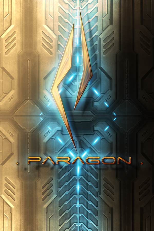 Paragon Emblem by AdamBurn