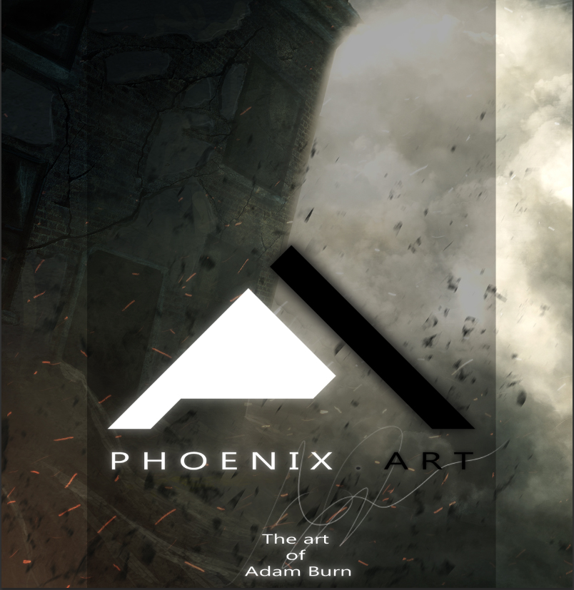 Phoenix Art by AdamBurn
