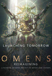 Omens:Reimagining Launch Teaser by AdamBurn