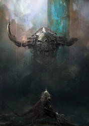 Norse Trilogy Cover 1 by AdamBurn