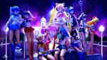 Sailor Senshii - Complete group