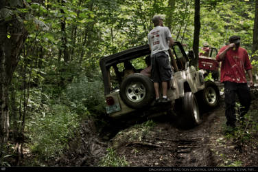 Backwoods Traction Control... by thesleepydave