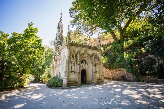 The Chapel of Quinta da Regaleira