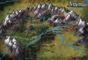 Aryn Landmarks by WynBird