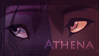Athena Front Page Stamp by WynBird