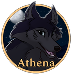 Athena Medallion by WynBird