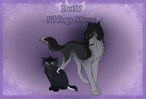 Athena's Siblings Meme by WynBird