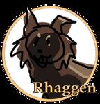 Rheggan Medallion2 by WynBird