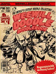 WeeWillDoodle DoodleBook Book1