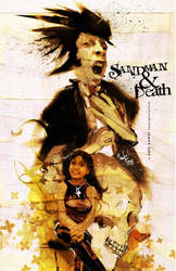 Sandman and Death by NELZ