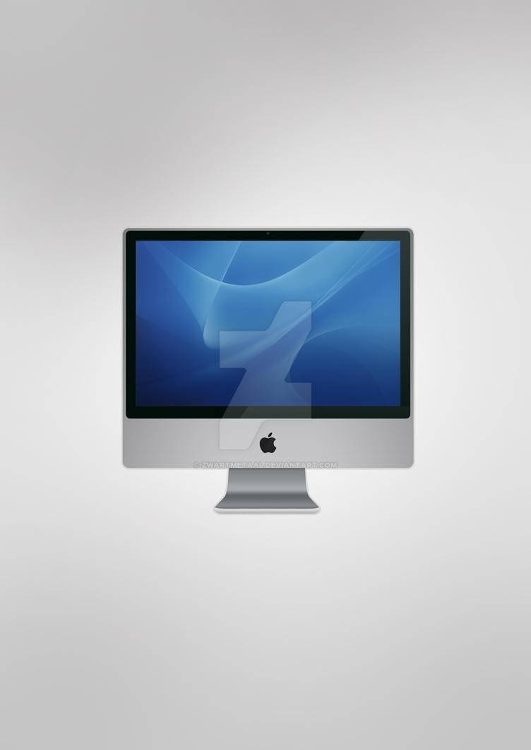 iMac by Zwartmetaal