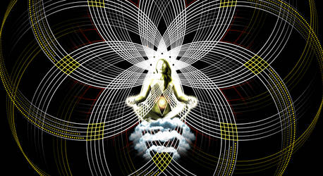 Queen of female geometry Details by Zwartmetaal