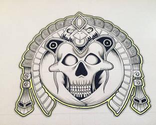 Doodle by Zwartmetaal