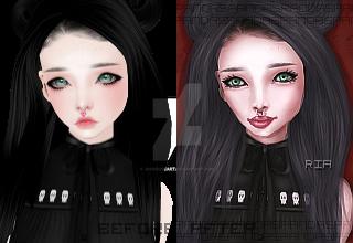 Ria by JessiRose-Art