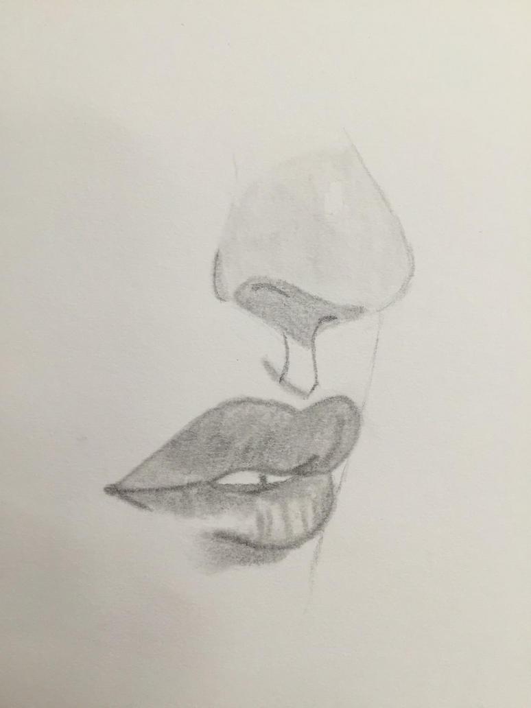Shaded Lips by CallMeTippits