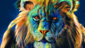 Lion by Maxiator