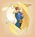 Precious Newt and his Fantastic Beasts