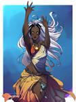Storm - Queen of Wakanda