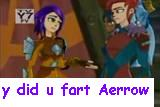 Aerrow Farted Agian by AerrowXAngel-SEX