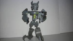 Lego MOC: Samurai-bug