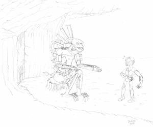 Krakhim and Tukeli (sketch)